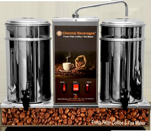 b836b83e705a Dual Coffee Maker at Rs 21000  piece