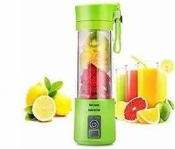 Portable USB Electric Juicer, Blender Drink Bottle Cup (380 ml)-juice bottle