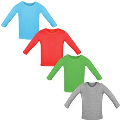 Long Sleeve T Shirt for Baby Boy