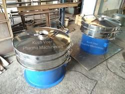 Vibro Sifter Pharma Machinery