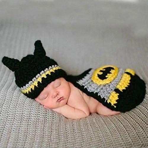 1e28ed20abb Babymoon Designer Cap Crochet Clothing - Photography Props - Best Baby  Shower Gift