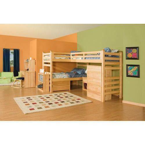 Kids Bedroom Wooden Furniture