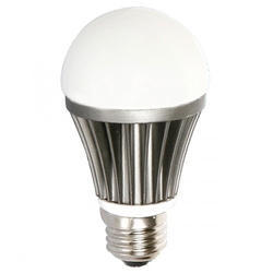 Cool Daylight Star Bright 12 Watt Aluminum LED Bulb, Base Type: E40