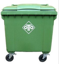 1100 L Four Wheeled Dustbin