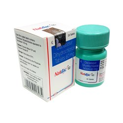 Natdac 60 / Daclatasvir Dihydrochloride 60 Mg