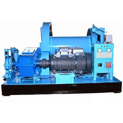 15 T Mooring Winch Machine
