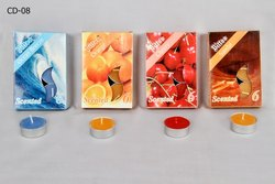 T-Light Perfume Candle (Set Of 6)