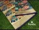 Rajshree Party Wear Dev Dhenu Silk Saree, 6 M (with Blouse Piece)