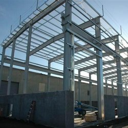Pre Engineered Warehouse Structure