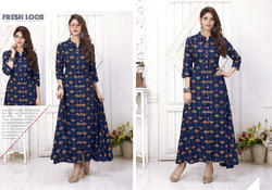 PR Fashion New Designer Readymade Kurti