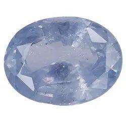 VVS Clarity Oval - Cut Natural Ceylon Blue Sapphire