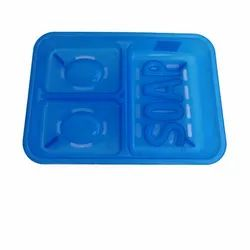 Colored Plastic Soap Dish