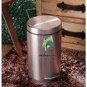 Parasnath Stainless Steel Plain Pedal Dustbin