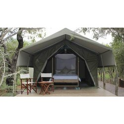 PVC Jungle Safari Tent