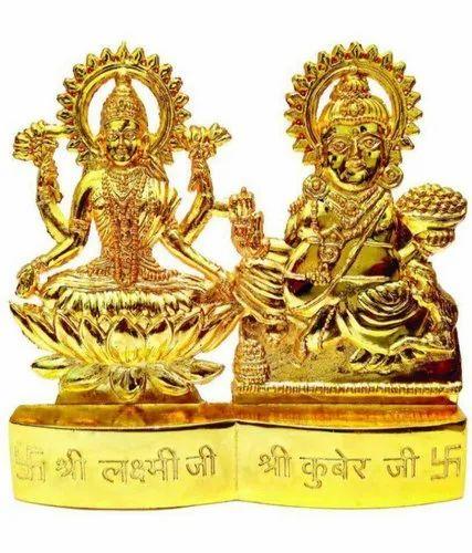 Laxmi Kuber Brass Idol Show Piece