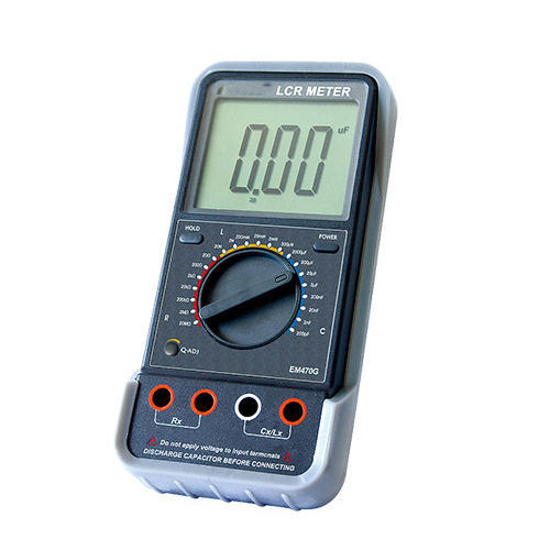 what is the use of lcr meter