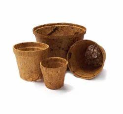 Coco Peat Pot 1