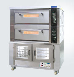 Sinmag Double Deck Oven