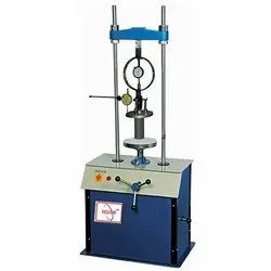 Unconfined Compression Tester (Motorised)
