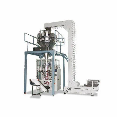 Vertical Pneumatic Automatic Packaging Machine