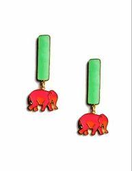 Happy Ele Earrings