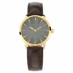 Titan 18kt Solid Gold Analog Wrist Mens Watch
