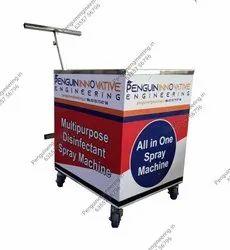 Multipurpose Disinfectant Spray Machine