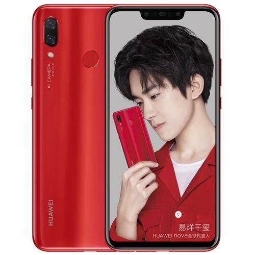 Huawei Nova 3 Par Al00 Android Smartphone