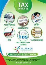 Professional Income Tax Return Services, in NAVI MUMBAI, Company