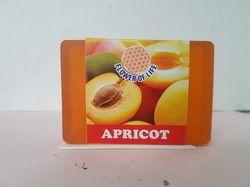Apricot Glycerin Soap