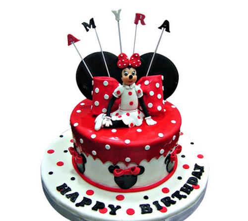 Designer Cakes 3 Tier Wedding Cake Manufacturer from Gurgaon