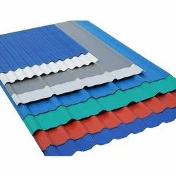 MS Corrugated Roofing Sheet