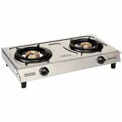 Usha Maxus Gs2 001 LPG Stove, for Kitchen
