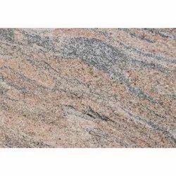 Polished Big Slab Indian Juprana Granite, For Flooring, Thickness: 15-20 mm