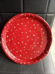 Printed Buffet Paper Plate