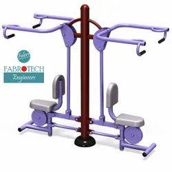 Double Shoulder Exerciser