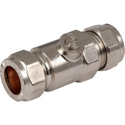 Isolation Valve - 42mm