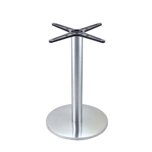 Stainless Steel Cafe Table Base