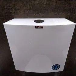 EMIC Platinum Dual Flush PVC Flushing Cistern, For Bathroom