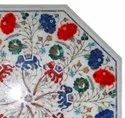 Home Decor Stone Carved Table Top