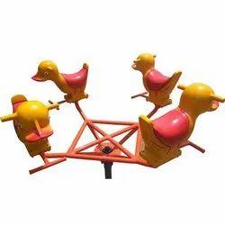 Ducks Merry Go Round