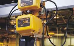 Steeledge Electric Chain Hoist - Euro