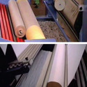 By Stretch Fabric Inspection Machine