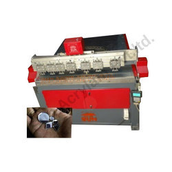 Circle Glass Mirror Cutting Machine