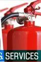 Fire Fighting Extinguisher
