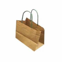 Brown Sweet Packaging Paper Bag