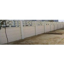 Folding Concrete Precast Compound Wall