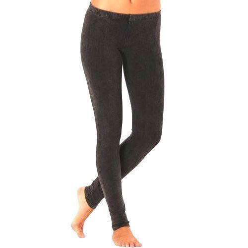 56d61e2c5c532e Black Straight Fit Ladies Legging, Rs 160 /piece, Harrytej ...