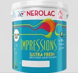 Nerolac Impression Ultra Fresh Paint
