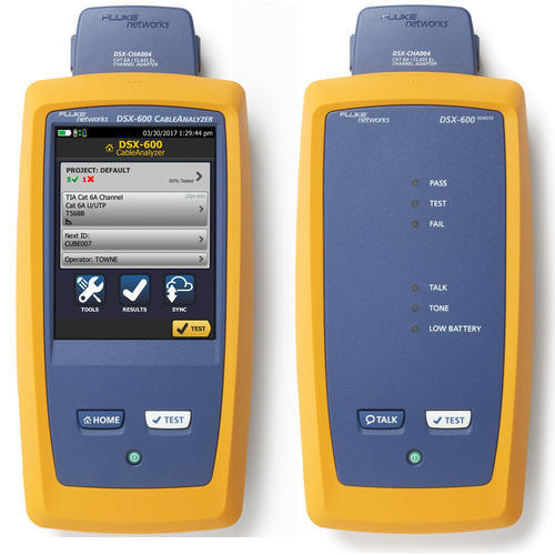 Fluke Network Tools Fluke Cable Analyzer Service